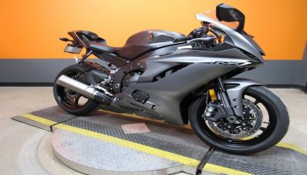 2019 Yamaha YZFR6
