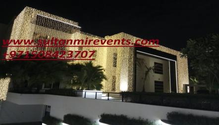 Sultan Mir Decoration Rental Lights