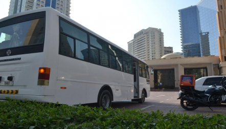 Service Bus for Rent( Ashok Leyland 32 Seater)