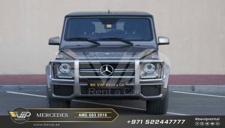 Mercedes G63 For Rent in Dubai