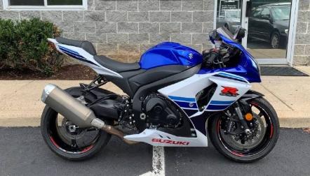 2016 Suzuki GSXR1000