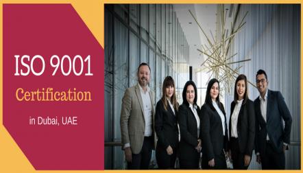 ISO Certificate UAE