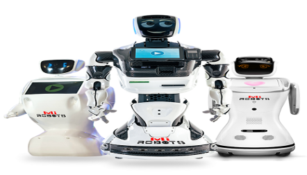 Cleaning Robots for HleFree Cleaning