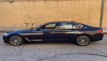 2017 BMW 5Series 540i xDrive