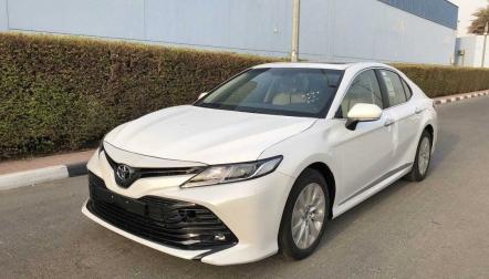 Toyota Camry 2020 GCC
