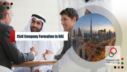 Civil Company Formation in Dubai, UAE