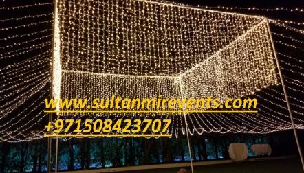 Sultan Mir Decoration lights and sale services Satwa Dubai