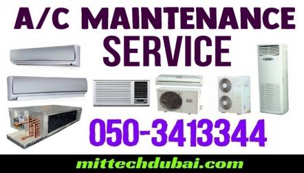 Ac Service Repair Maintenance Cleaning Fixing in Dubai