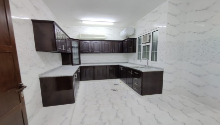 Brand New 3 Bedrooms and Hall in Villa for Rent in Al Falah