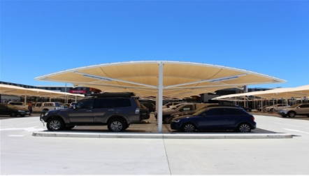 All kinds of Car parking shades