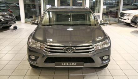 2018 Toyota Hilux Extra Cab