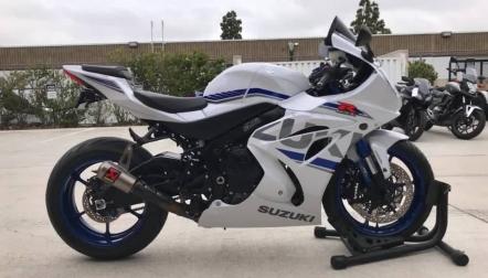 2019 Suzuki GSXR 1000 ABS for sale, whats app +46727895051