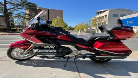 2021 Honda Gold Wing Tour Automatic new