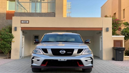 used 2019 Nissan patrol Nismo for sale