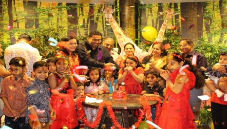 Best Place to Celebrate Kids Birthday Party Venues  Halls in Dubai
