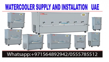 Industrial  Commercial Water Chillers in Dubai Ajman Sharjah
