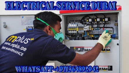 Electrical Maintenance contractor in UAE